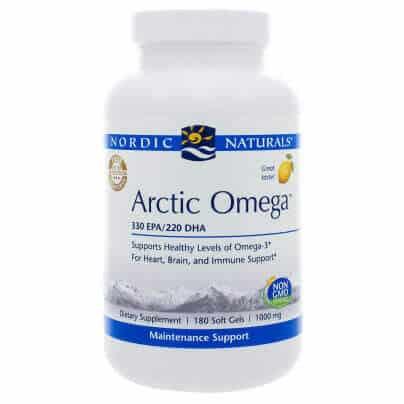 arctic omega lemon nordic naturals