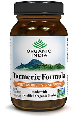 organic india tumeric