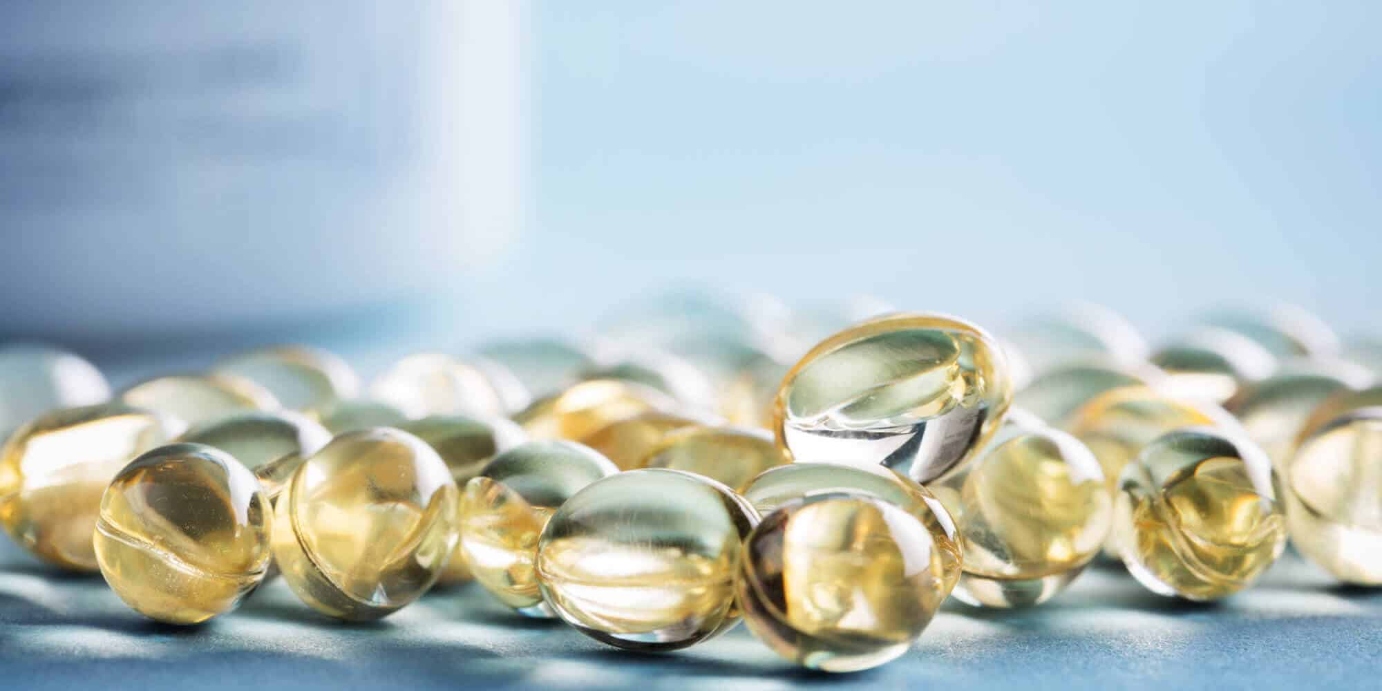 fish oil supplements before surgery
