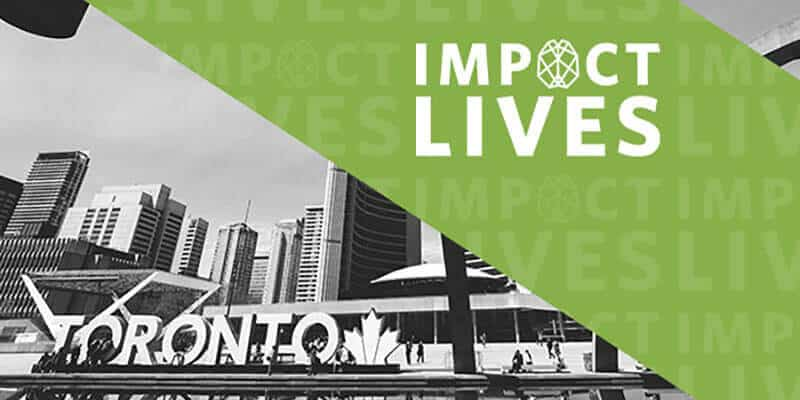 Impact Lives Fullscript Toronto
