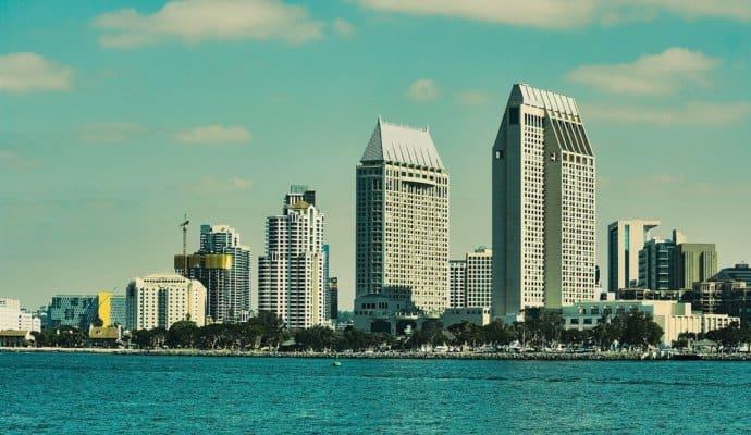 San Diego - City Scape