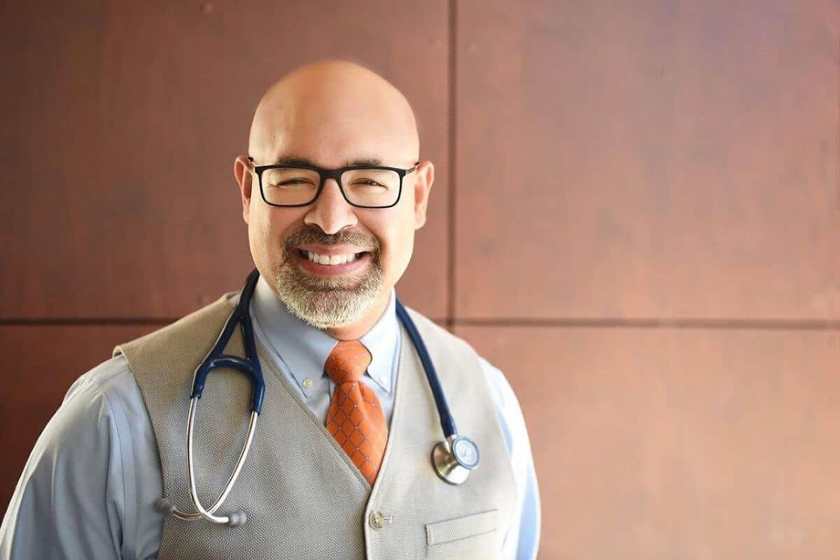 Dr. Geo Espinosa webinar men's health