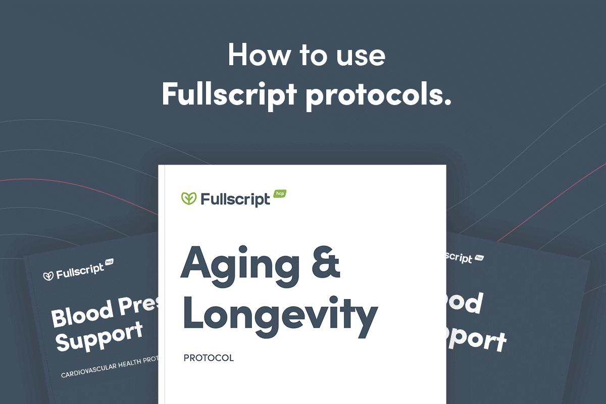 image of Fullscript protocols