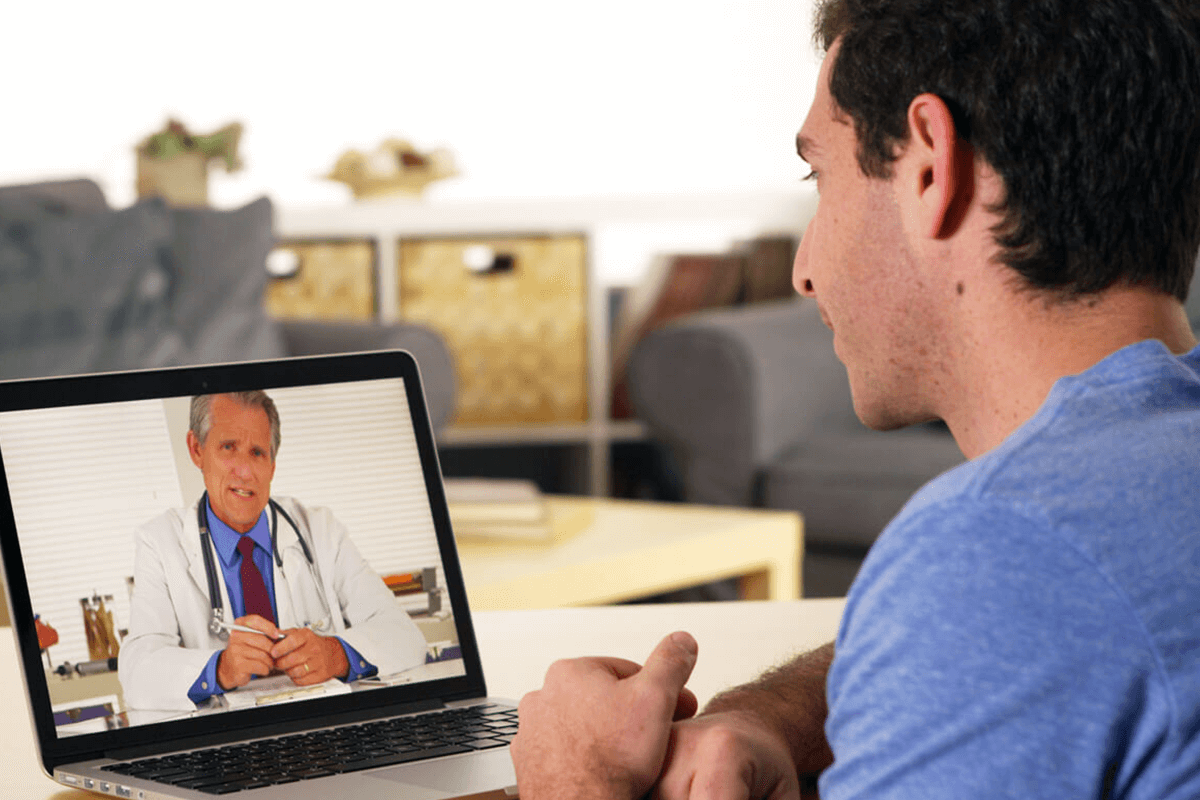 Connecting with patients and being transparent about the transition to a virtual practice is always advised in the early stages of the process.