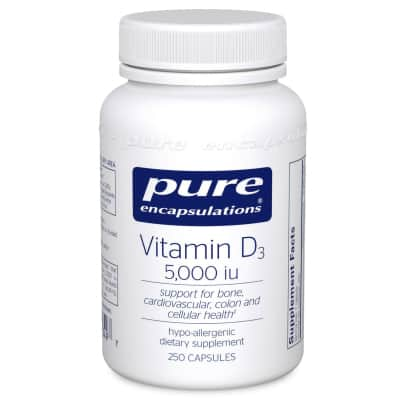 Vitamin D3 125mcg
