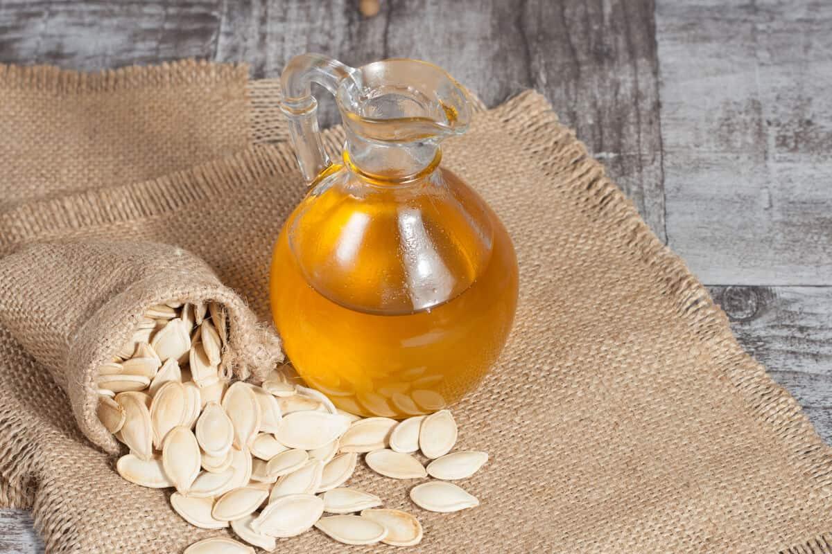Pumpkin seeds and oil