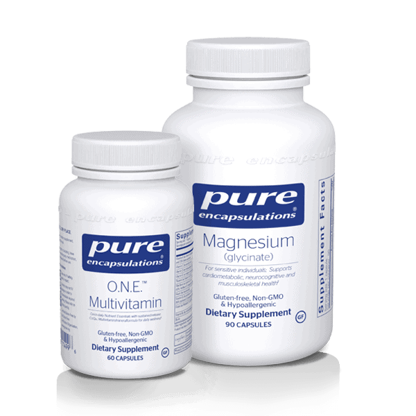 Pure Encapsulation products