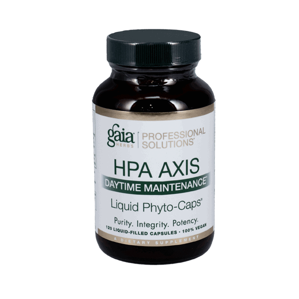 Gaia Herbs Professional Solutions - HPA Axis: Daytime Maintenance