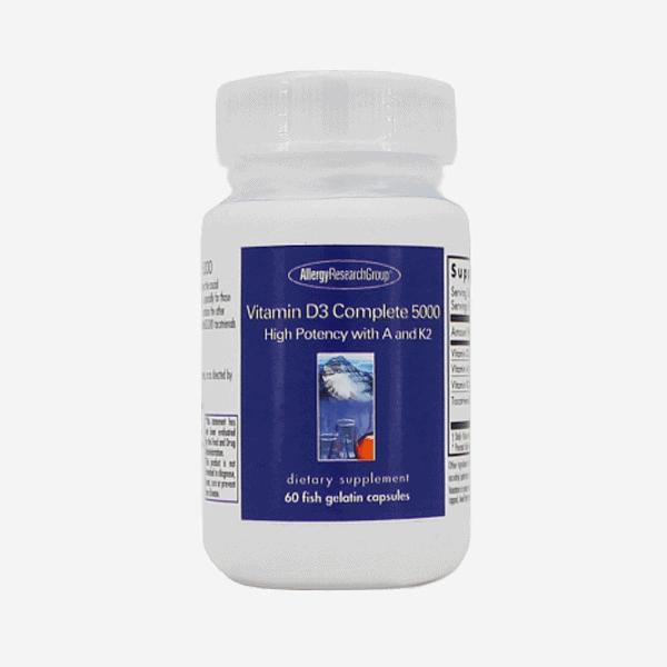 Vitamin D3 Complete 5000