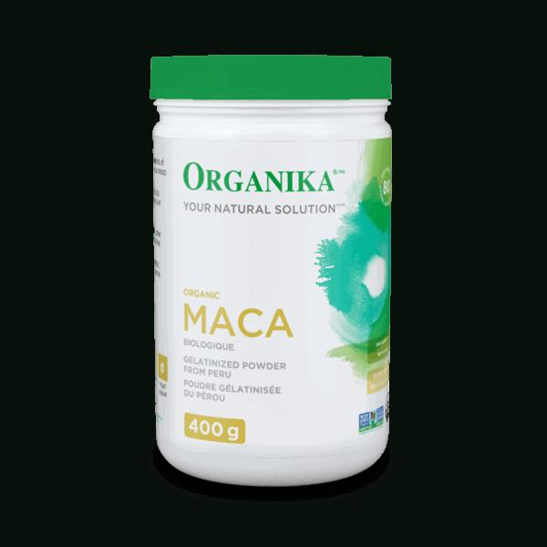 Maca - Certified Organic Gelatinized