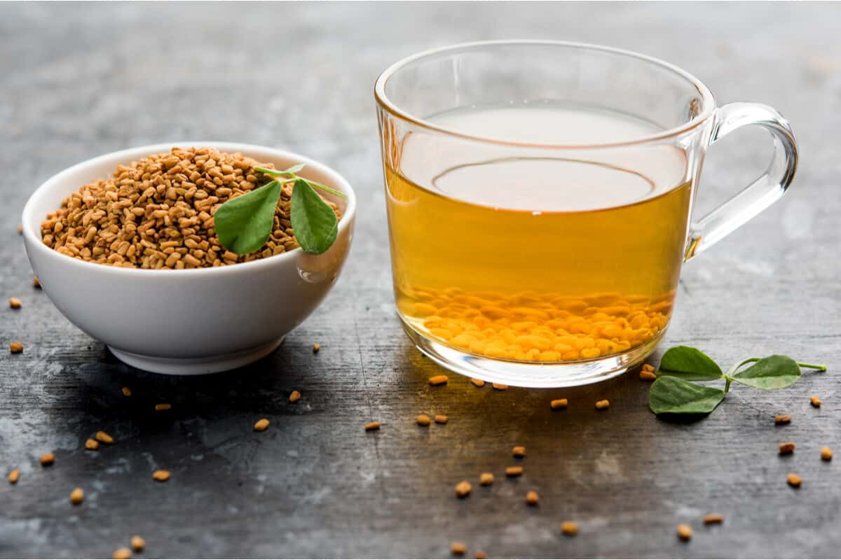 Fenugreek supplement products