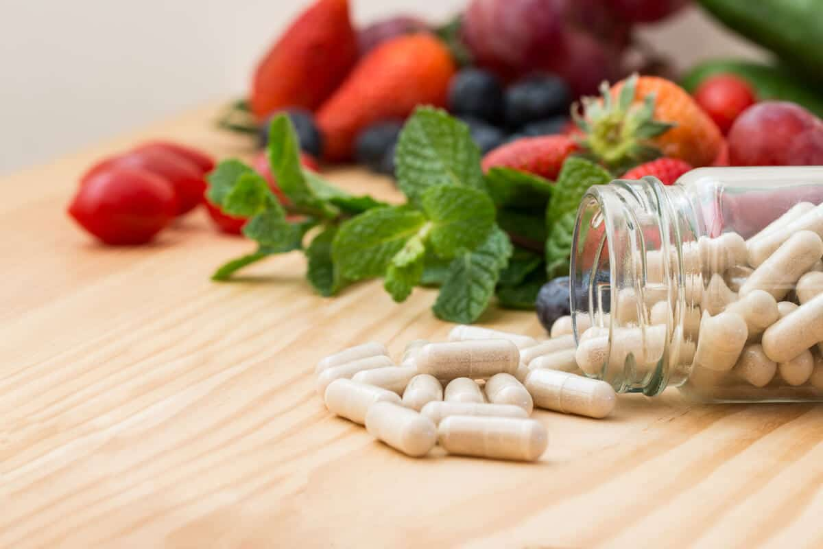 Folate dietary supplements