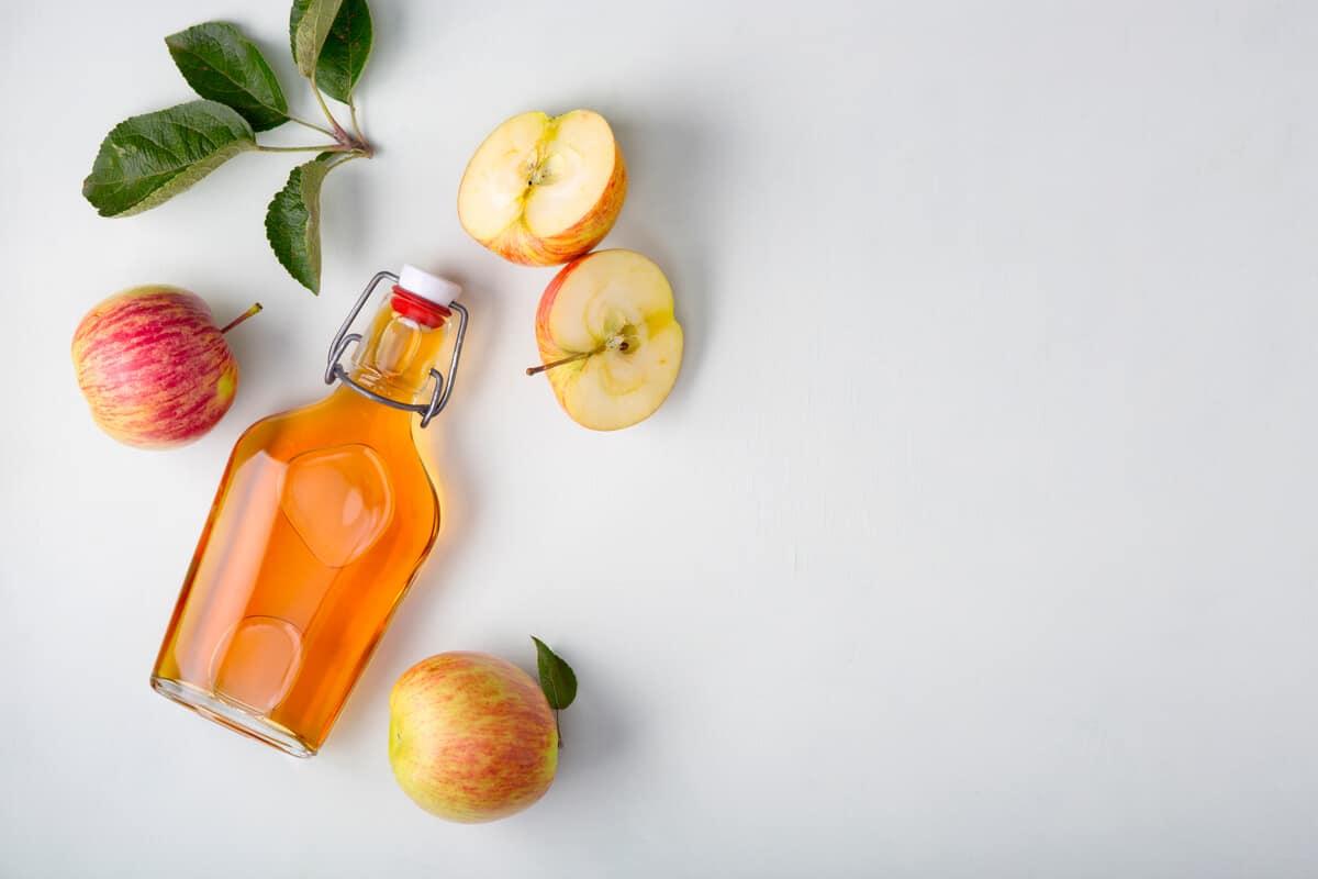 Natural remedies for strep throat apple cider vinegar