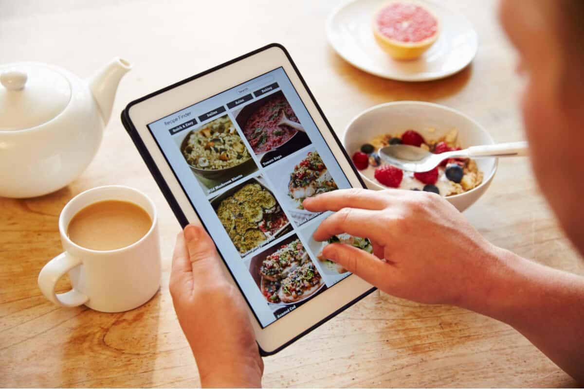 Healthy habits weekly meal plan