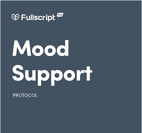 Fullscript Protocol for Blood Pressure